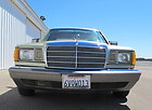 Mercedes 300SD - W126 Body! 125000 Original Miles!