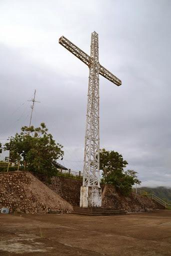 タプヤス山 - 十字架