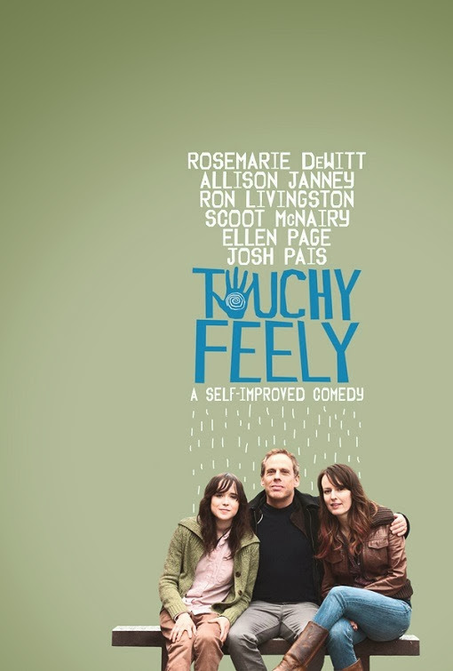 Poster Of English Movie Touchy Feely (2013) Free Download Full New Hollywood Movie Watch Online At Alldownloads4u.Com