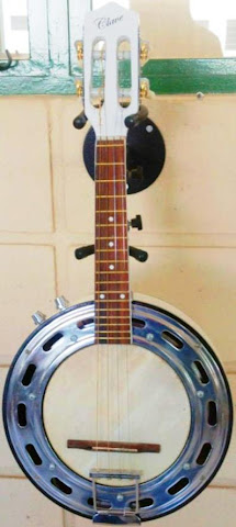 Clave Banjo Cavaquinho Brazilian Cavaco