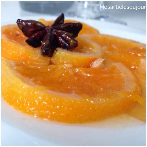 confiture dorange, anis etoilé, sucre, recette de confiture, comment faire une confiture, mesarticlesdujour, blog cuisine, recette rapide