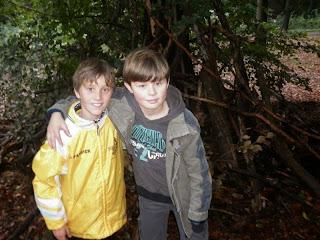L5 naar het bos