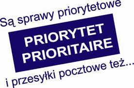 poczta polska priorytet