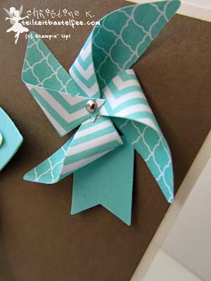 stampin up, windmill, windrad, banner, fähnchen, birthday, geburtstag