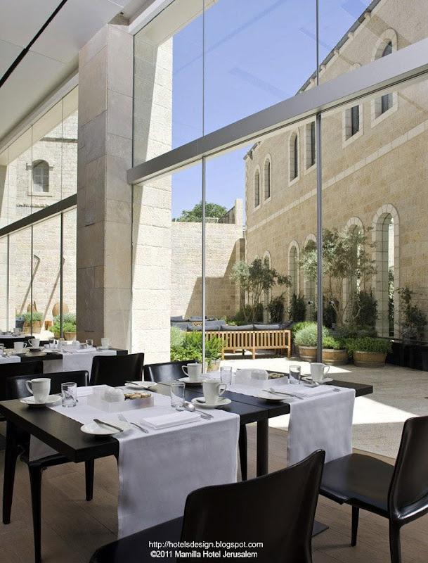 Mamilla hotel Jerusalem_Moshe Safdie_Piero Lissoni_36_Les plus beaux HOTELS DESIGN du monde