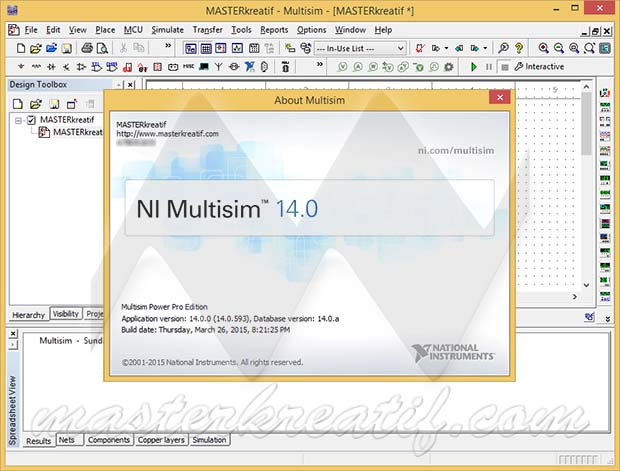 serial number for multisim 13instmank