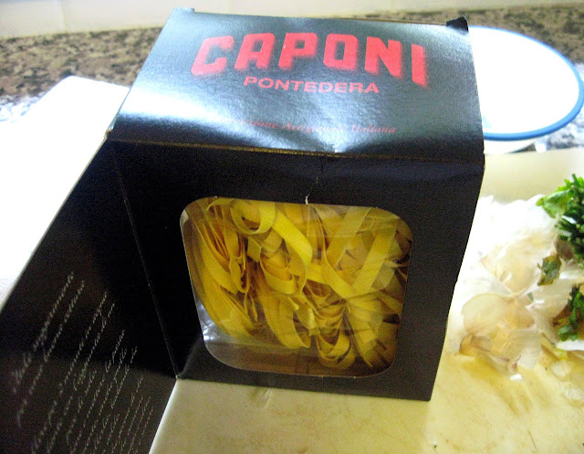Pastificio Caponi Pontedera Tagliatelle Review