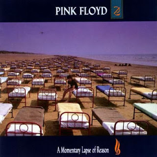 Pink Floyd - A Momentary Lapse of Reason album cover