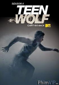 Người Sói Teen 4 - Teen Wolf Season 4 poster