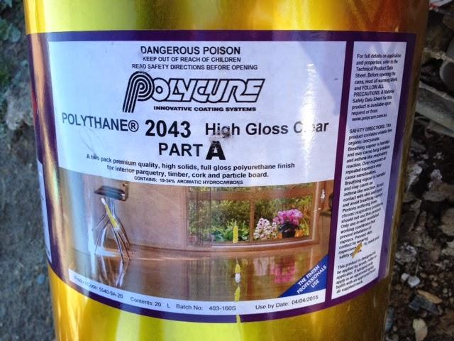 polythane high gloss