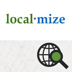 Localmize logo