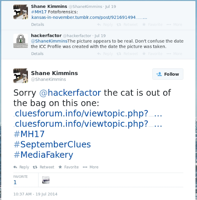 How Conspiracies Begin - The Hacker Factor Blog