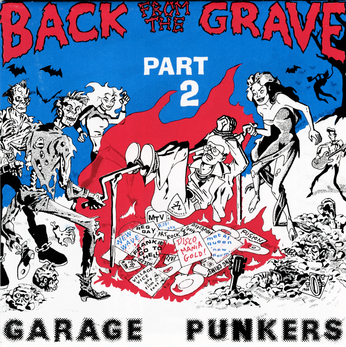 Power Pop Lovers Back From The Grave Part Two