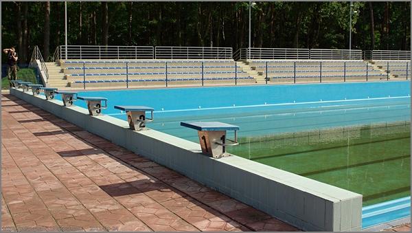 Puławy Basen na terenie aquaparku