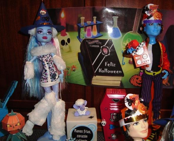 Fiesta DIY de Halloween de Helena y sus hijas