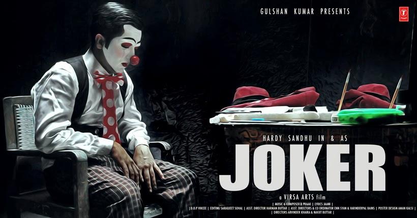 Hardy Sandhu - Joker