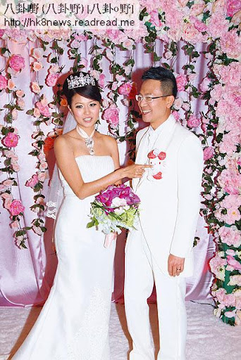 陳國邦跟羅敏莊因拍攝電視劇結識