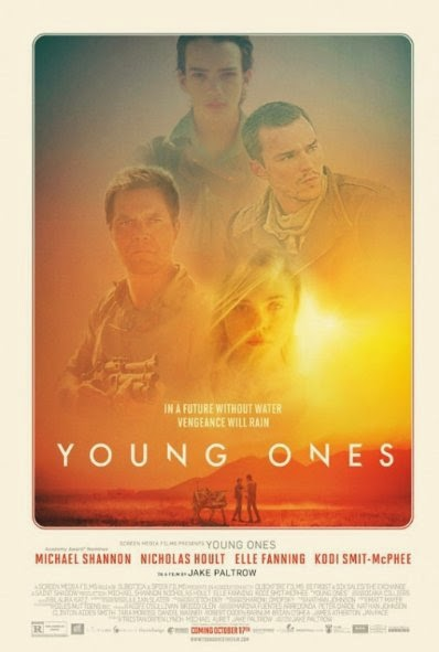 Poster Of English Movie Young Ones (2014) Free Download Full New Hollywood Movie Watch Online At alldownloads4u.com