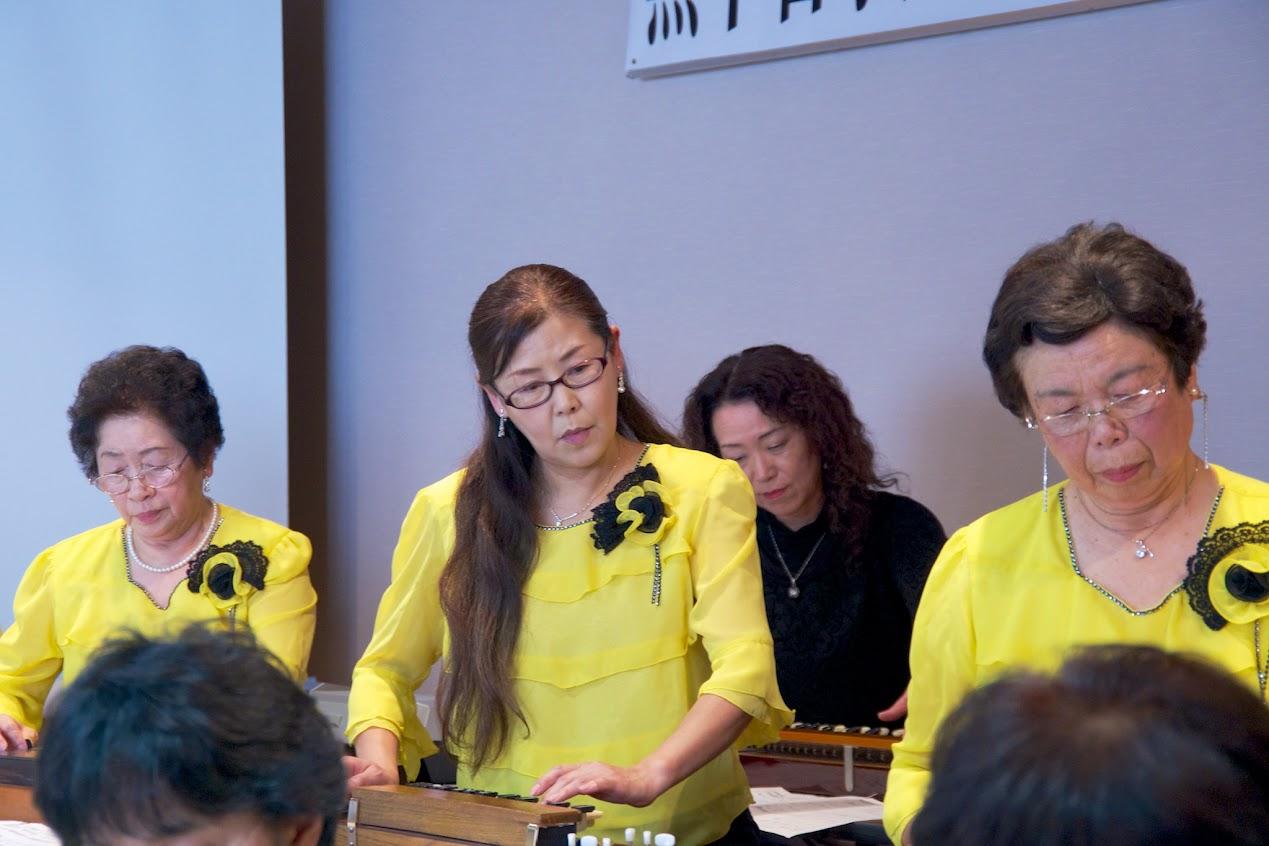 大正琴演奏:みどり琴の会