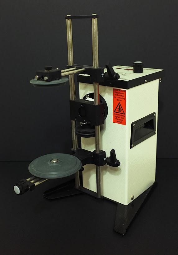 2.002a. TAS Filmprocessor. Empty.