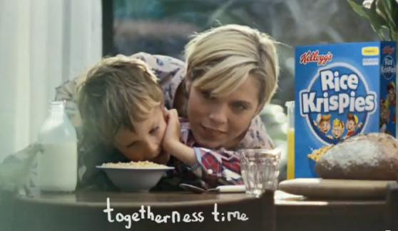 "Kellogg's Rice Krispies ""Togetherness Time"" Advert is Beautiful"