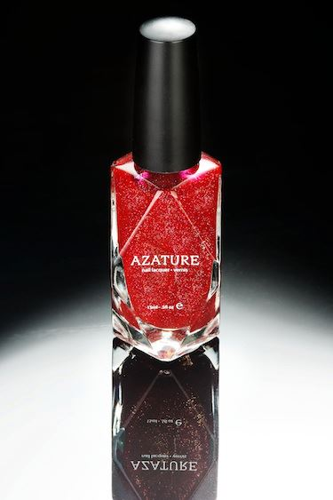 Azature Red Nail Polish