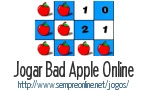 Jogo Bad Apple Online