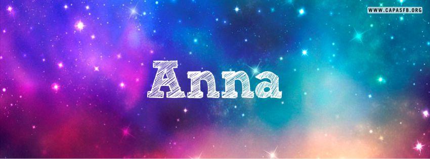 Capas para Facebook Anna