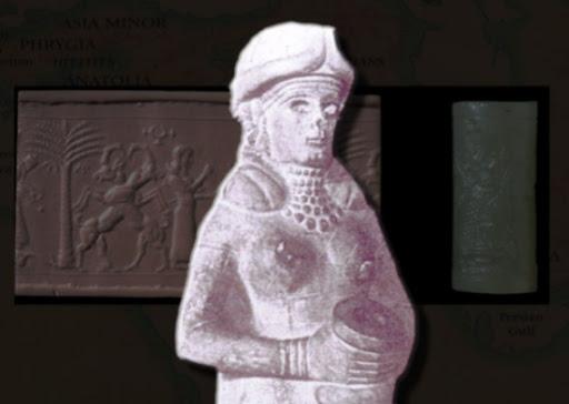 Ai Moon Goddess Image
