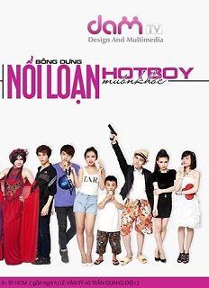 Bỗng Dưng Nổi Loạn, Hot Boy Muốn Khóc DamTV