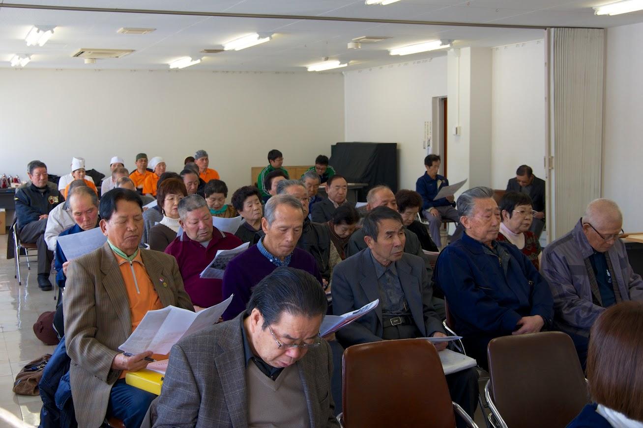 ひまわり大学2月講演会「そば食楽部北竜の歩み」講師:そば食楽部北竜・中村尚一 会長