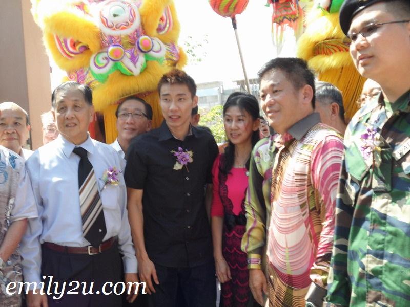 Datuk Lee Chong Wei - Meet The Fans & Autograph Session