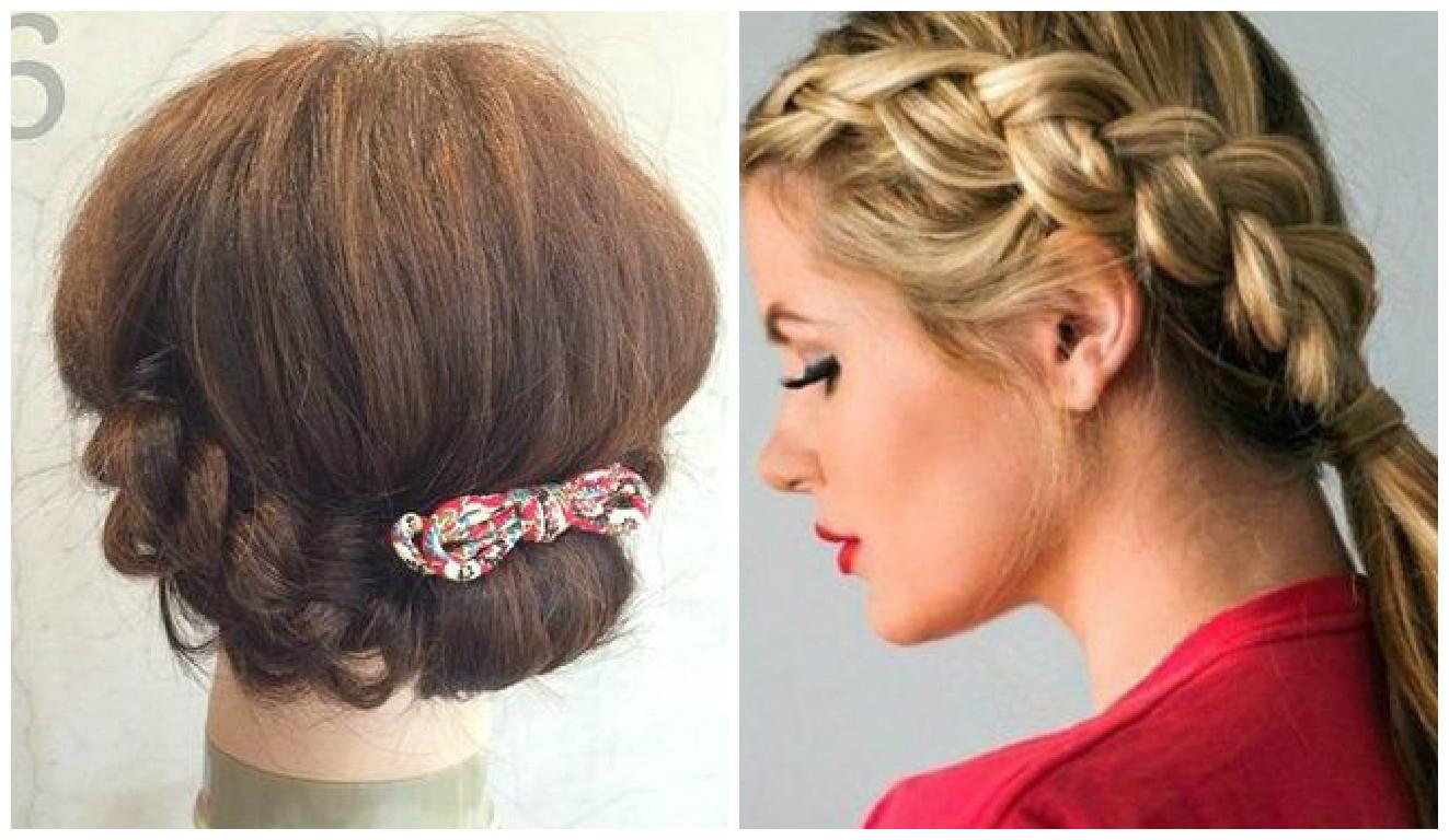 Peinados Faciles Para Eventos Formales Hermosos Peinados