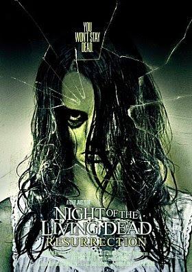 Filme Poster A Noite dos Mortos-Vivos: Ressurreição DVDRip XviD & RMVB Legendado