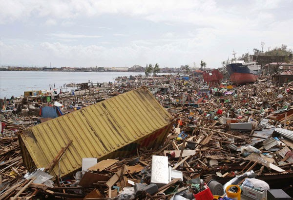 Pacific Beach will help Filipinos affected by Typhoon Haiyan