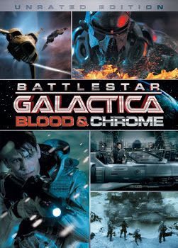 Battlestar Galactica: Sangue & Chromo (Dual Audio) BDRip XviD