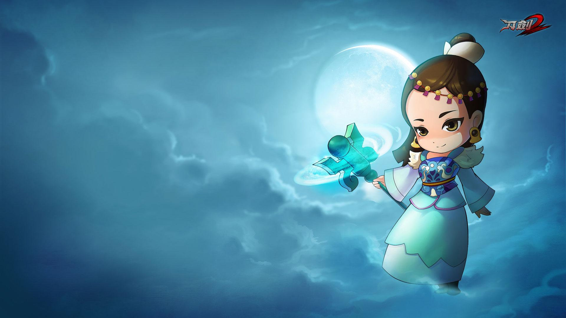 Ngắm hình nền siêu dễ thương của Đao Kiếm 2 - Ảnh 3