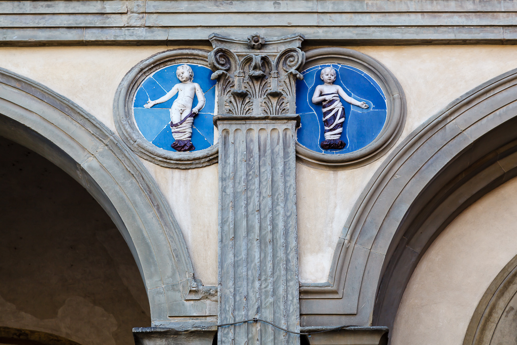 Флоренция - церковь Сантиссима-Аннунциата