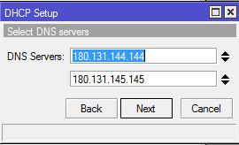 dhcpserver7 Cara Setting Mikrotik Sebagai DHCP Server