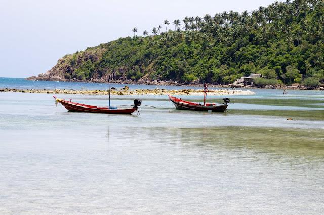 Blog de voyage-en-famille : Voyages en famille, Ko Phangam, on ne se lasse pas de ne rien faire