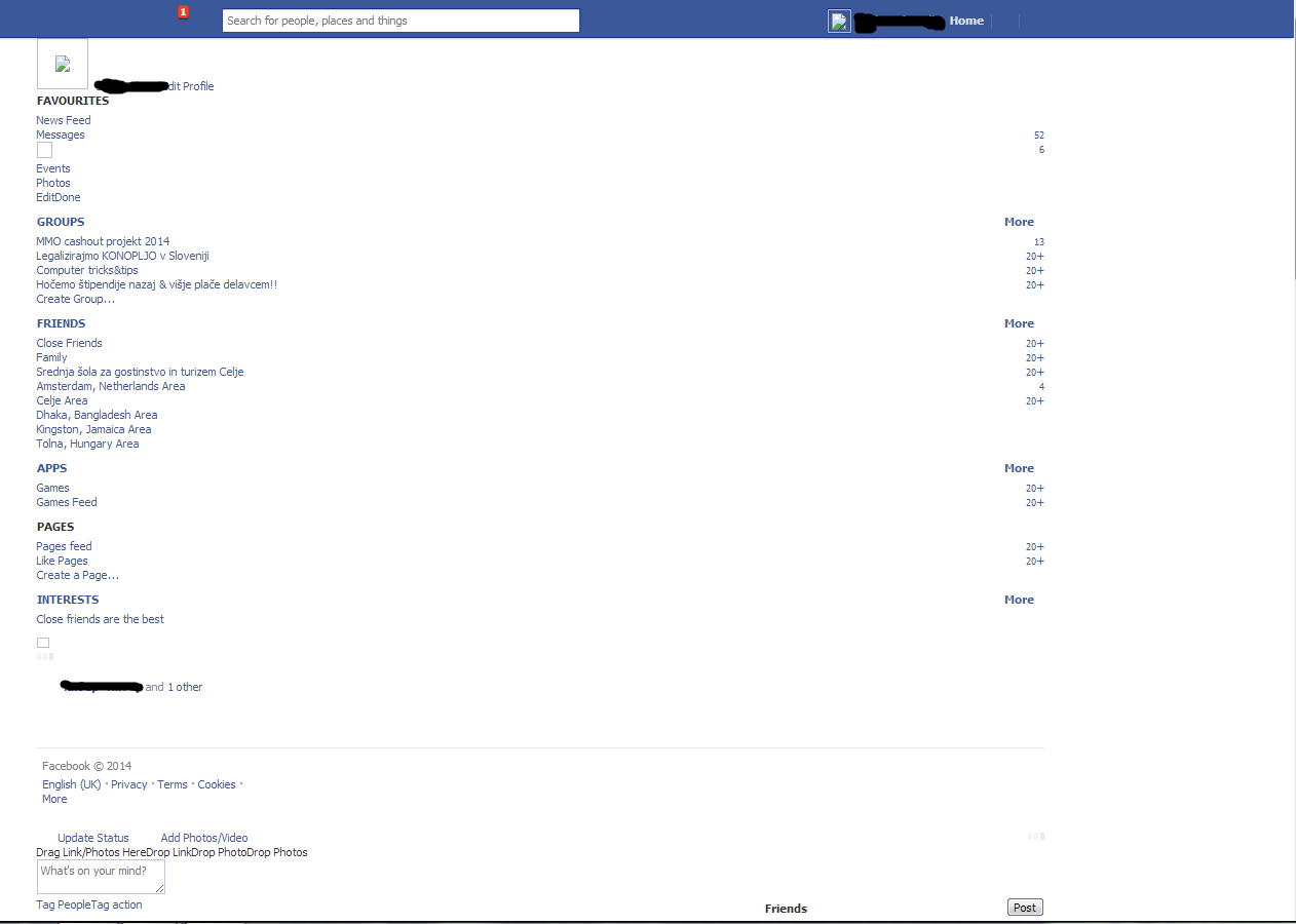 Facebook is not loading properly - Google Chrome Help