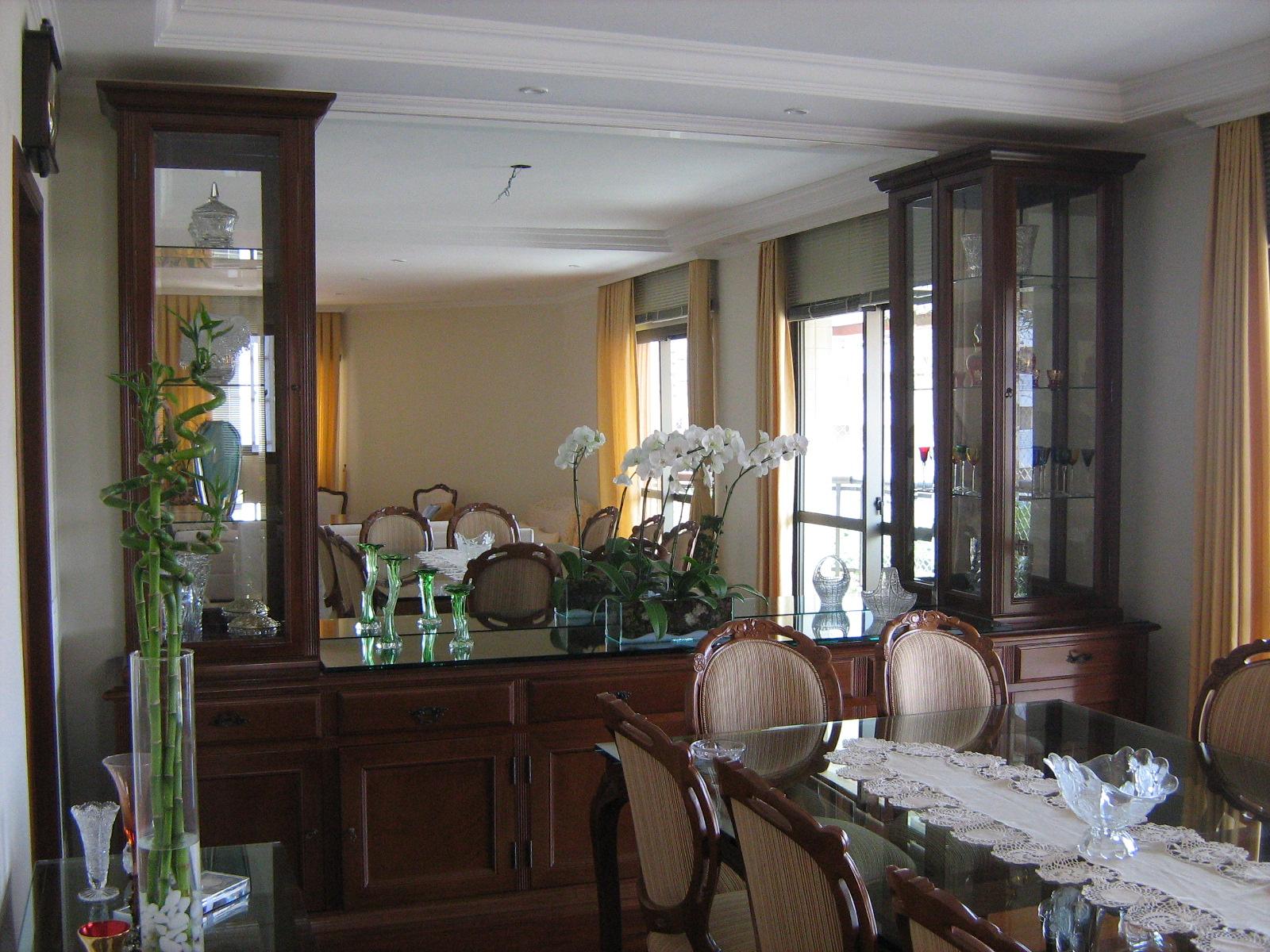 Moveis Para Sala De Jantar Antigos ~ Decoração Apartamento Luxo SP  Moveis de Luxo