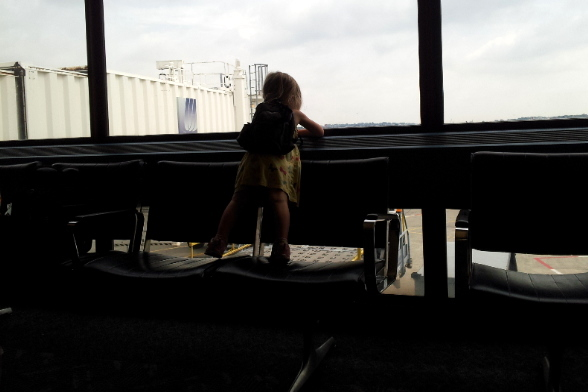 looking for airplanes