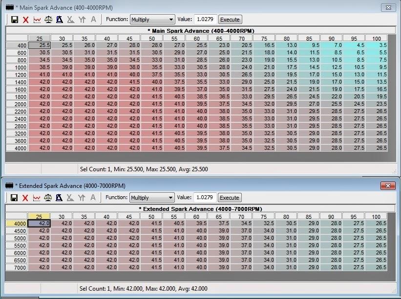 Is my WOT timing not enough? - LS1LT1 Forum : LT1, LS1