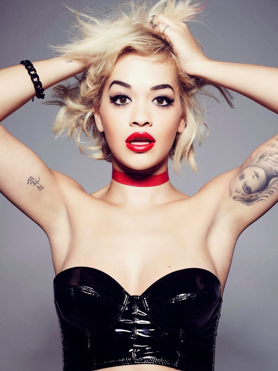 Rita Ora crea una colección capsula para Rimmel