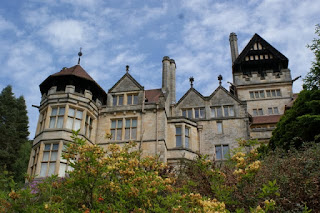 Cragside House, National Trust, Northumberland