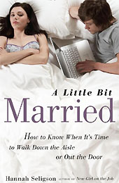 Book Review A Little Bit Married Cover