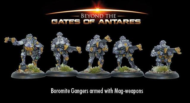 Boromite Gangers
