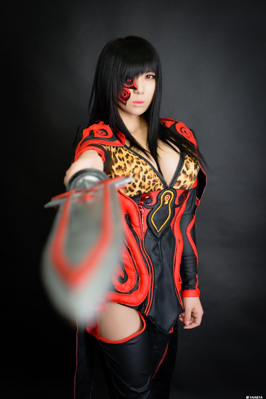 Một bộ ảnh cosplay Blade & Soul ấn tượng của CSL - Ảnh 4