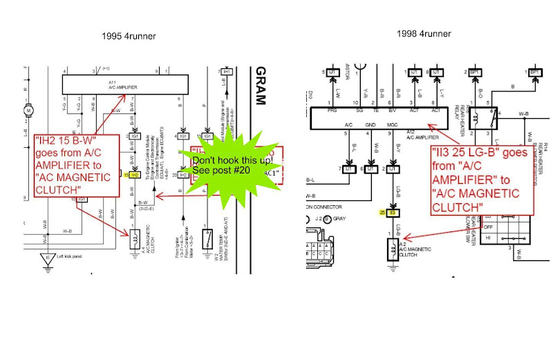 Magnificent 1995 Toyota 4runner Wiring Diagram Gallery ...